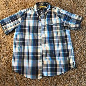Chaps men's shirt-size L